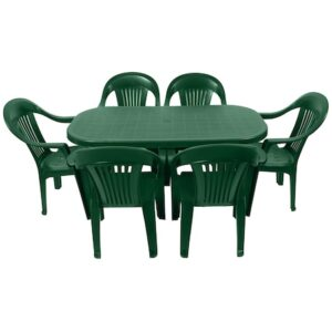 Set masa pentru Gradina IDL® Bali
